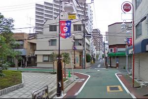 下高井戸駅からの道のり3