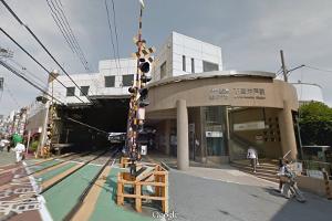 下高井戸駅からの道のり1